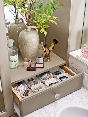 Beautiful Organized Bathroom 167 best bathroom organization and cleaning tips images on pinterest
