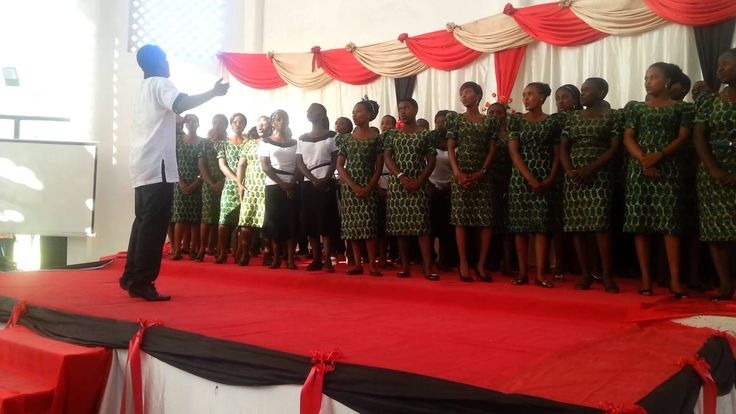 St. Augustine Choir - University of Dar es Salaam