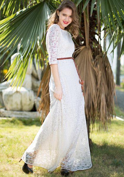 Floral maxi dress lookbookstore