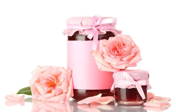 Γλυκό του κουταλιού τριαντάφυλλο - Συνταγές Μαγειρικής - Chefoulis