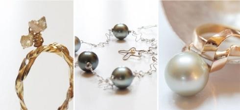 An everlasting journey of love    - smukke smykker i fairtrade guld og de flotteste perler og diamanter    Allerøverst på min ønskeseddel står der smykker fra smykkekunstneren Anna Moltke-Huitfeldt. De er intet mindre end fantastiske. Lavet med sjæl og kærlighed og i respekt for naturen. Jeg så første gang Annas smykker på Jul på Galopbanen i 2006 og blev straks forelsket.