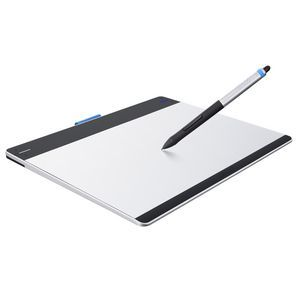 Wacom Intuos Medium  Pen and Touch Graphics Tablet- Really want one of these!