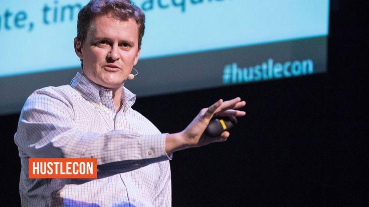 How Goodreads Got 50 Million Users – Otis Chandler @ Hustle Con 2016 - YouTube