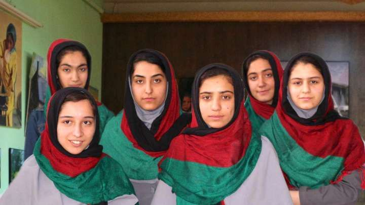 "Afghan All-Girl Team Denied Entry To US For ""Global"" Robot Building Competition - A team of six teenage Afghan girls has been prevented from fully participating in an international robotics competition, because they could not get visas to the United States. 'When you hear ""all-girls robotics team from Afghanistan"", you'd assume the Taliban would be what stops their success, not the US president.'"