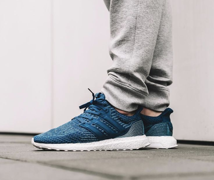 Parley From Adidas X Recycled Boost 3 Ultra Made Plastic Bottles 0 0OPknw
