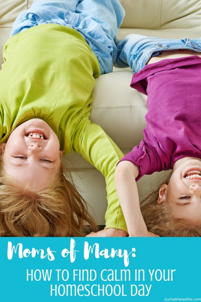 mom of many how to find calm in your homeschool day #homeschooling #homeschool #largefamily #family #momofmany #bigfamily #homeschoolmom  #simplify