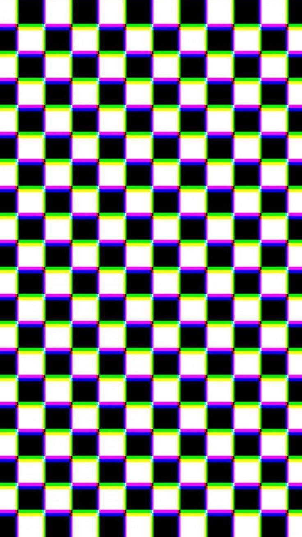 Papel de Parede Glitch 3D