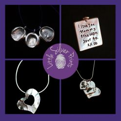 Little Silver Prints - Perfect Mothers Day Gifts