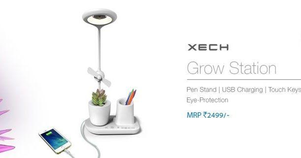 Xech Grow Station Smart Desktop Accessory Desktop Accessories