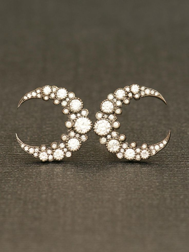Colette 18k Galaxia Collection Leo Stud Earrings