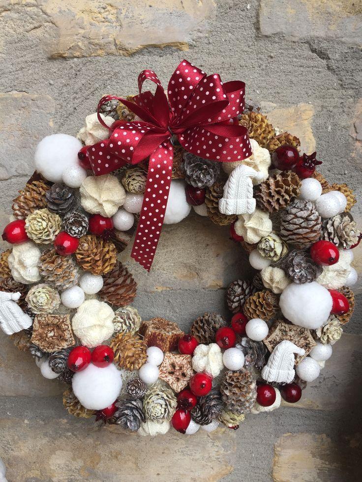 Winter (xmas) wreath