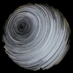 Impresionante vision nocturna en 360 del espacio con lente Fisheye [Video]