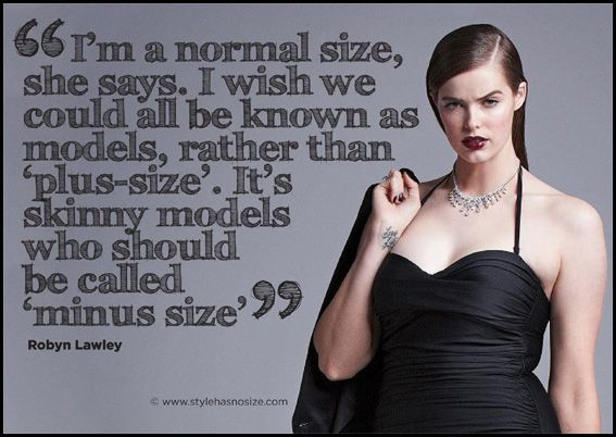 Model Robyn Lawley: Curvy, Girl, Quotes, Body Image, Truth, Beautiful, Minus Size, Robyn Lawley, Curves