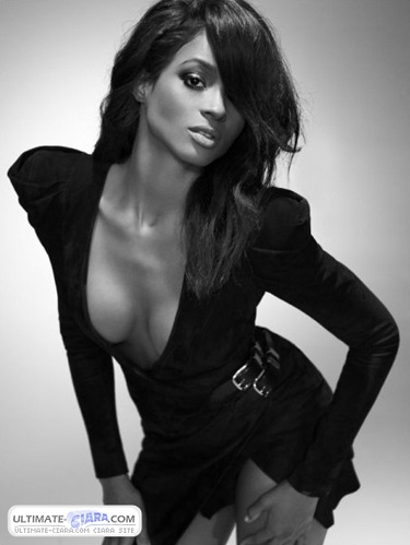 Ciara, music artist; Loving this top/jacket