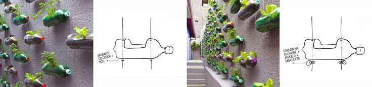 8 maneiras de fazer um jardim vertical   CicloVivo - Plantando Notícias