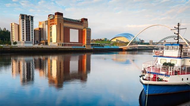The Port of Tyne
