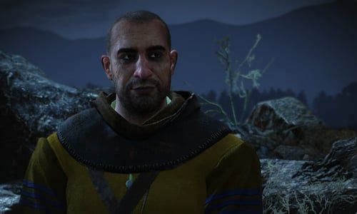 The Witcher 3 players fail to spot Gaunter O'Dimm stalking them throughout the game -- here he is.