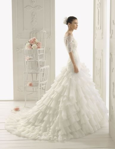 spanish wedding dress -ROXY