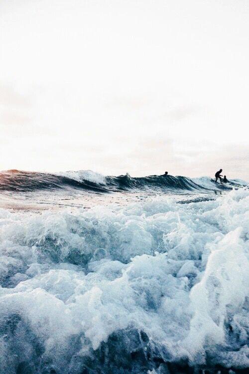 Foldaway Tote - Ocean and Sky by VIDA VIDA caivbliuGg
