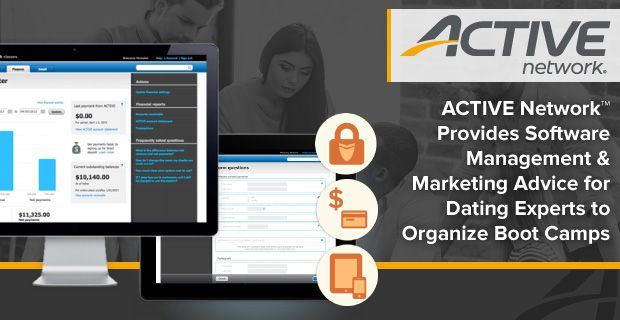 ACTIVE Network's software works to give boot camp attendees a seamless experience, from signup to completion, and frees up organizers' time so they can focus on their clients ➔ http://www.datingadvice.com/for-women/active-network-software-solutions-to-organize-dating-boot-camps