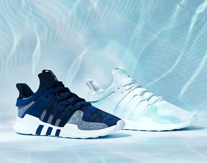 adidas and Parley make history with the first high