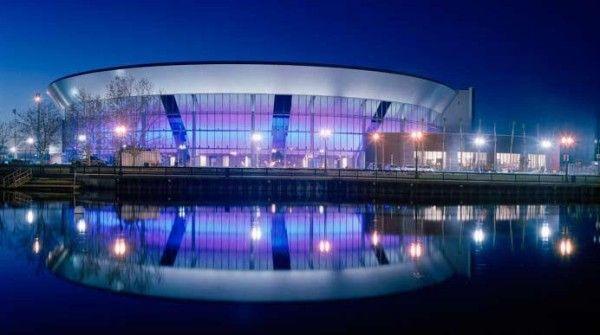 Stockton, CA Arena