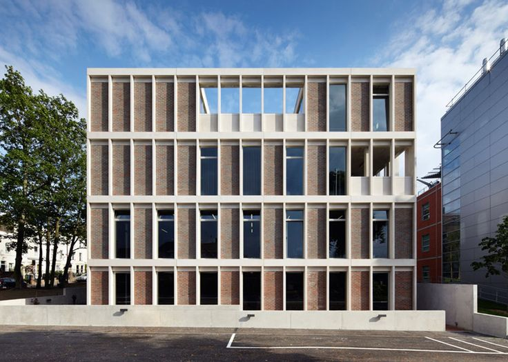 ORTUS, home of Maudsley Learning by Duggan Morris Architects, London, UK.