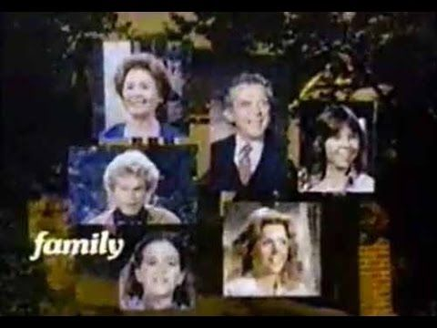 Family Opening Credits Season Four 1978 TV Show