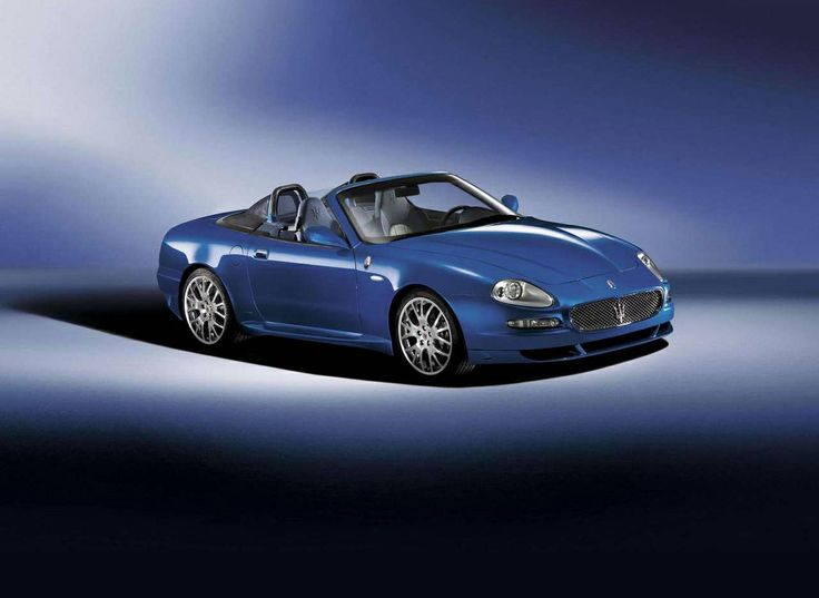 Maserati Spyder   Hey Guys I Found Percyu0027s Dream Car!