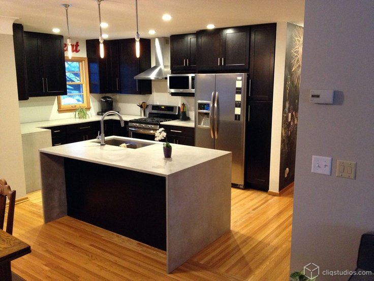 Modern Black Kitchen Cabinets 57 best black kitchens and cabinets images on pinterest | black