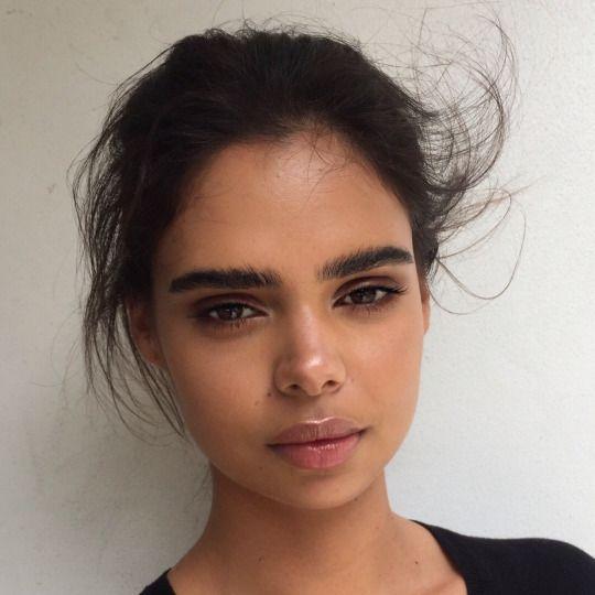 | Make Up by Ania Milczarczyk | undone | fresh | minimal | HarperandHarley