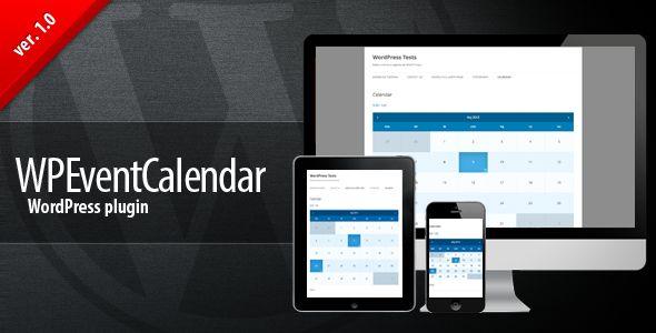 WP Event Calendar (Calendars) - PROFIREFOX
