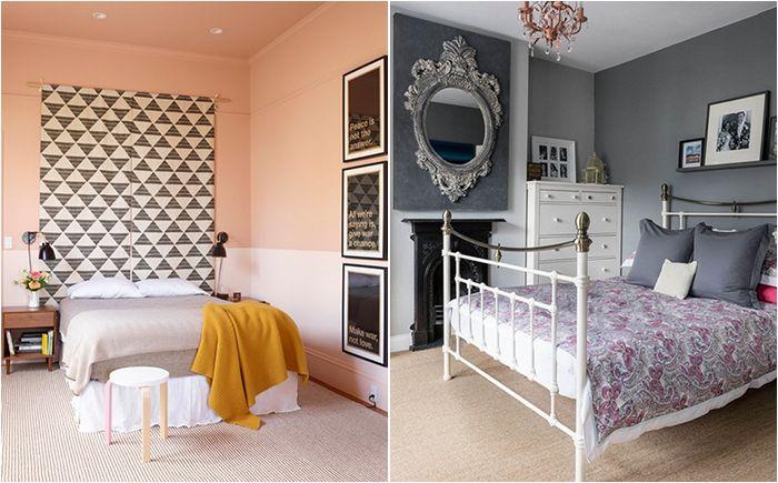 Советы дизайнера: почему необходимо красить стены в два и более цвета