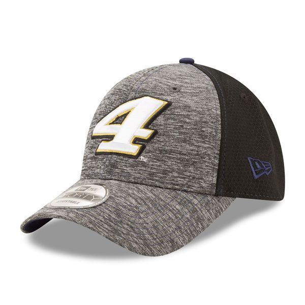 Kevin Harvick New Era Busch Light 2017 Driver 9FORTY Adjustable Hat - Graphite - $27.99