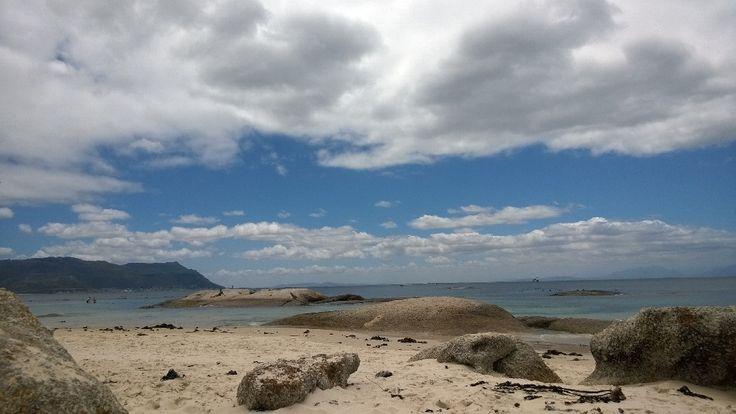 Seaforth Beach, a wonderful beach for families in #CapeTown