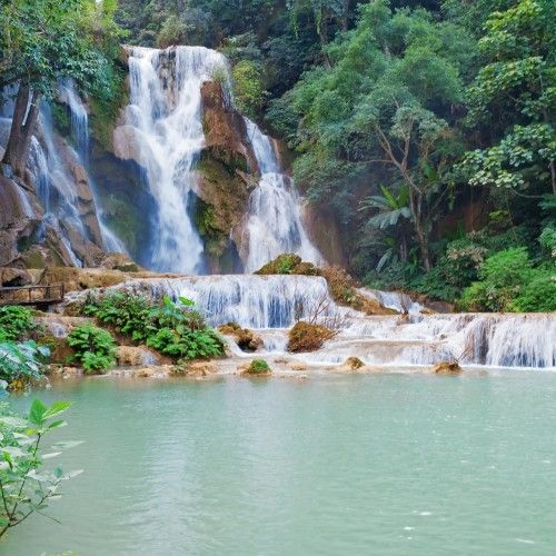 Wellness Guide of Luang Prabang with ideas for wellness and adventure activities, nature, sports and the best spa hotels & resorts!