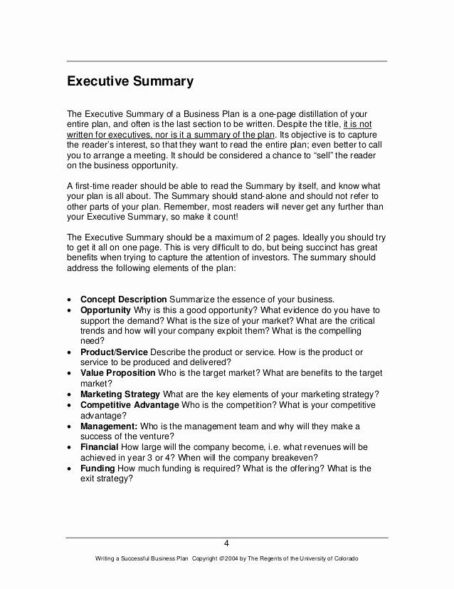 Executive Summary Sample For Proposal Beautiful How To Write An On A Mark Template Marketing Plan Example Academic Paper