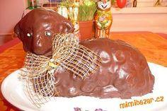 ~~Velikonoční beránek ze šlehačky~~