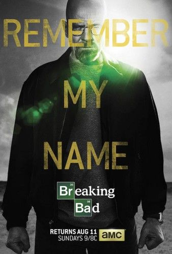 "The ""Breaking Bad"" Final Season Poster"