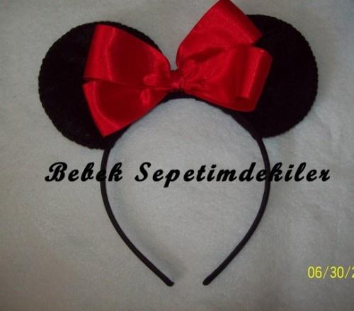 Minnie Mouse 8 parçalı Tütü Takımı | Hepsi Ev Yapımı!