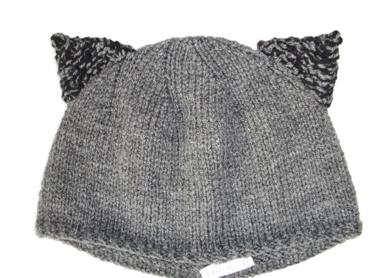 Kitty Cat Hat With Ears - All Colours, £12.99