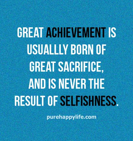 great-achievement-is-usuall