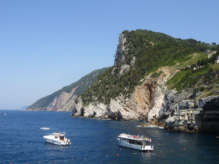 before arrived to Cinque Terre