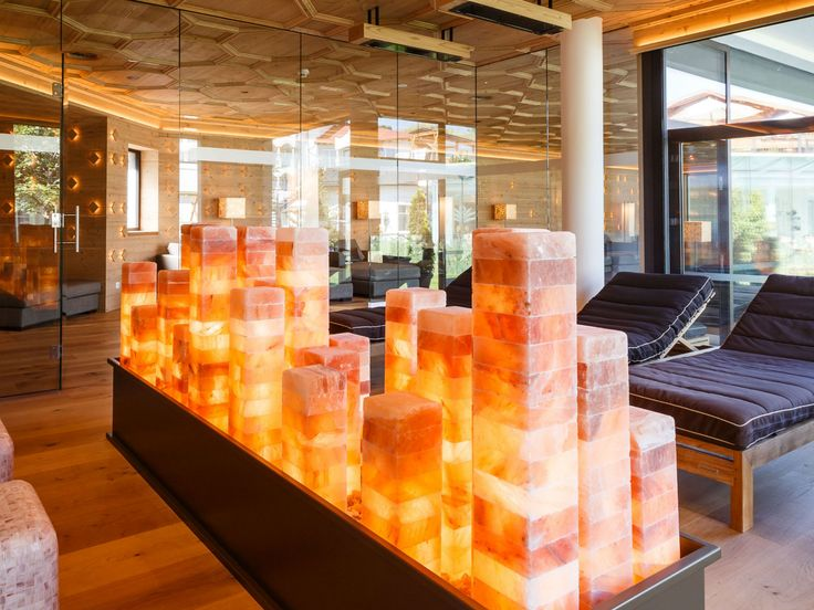 Zahlreiche neue Attraktionen warten auf die Gäste. #Hier zu sehen: Der Sole Dome #relax #urlaub #wellness #tirol #tyrol #hotel #peternhof #kössen #koessen #kaiserwinkl #skiresort #sauna