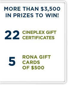 More than $35,000 in Prizes to win! *Single Entry*