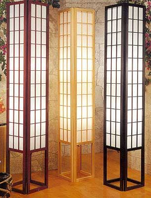 Shoji Floor Lamps, Japanese Floor Lamps | Diy floor lamp ...
