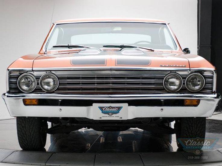 1967 Chevrolet Malibu for sale #1973497 - Hemmings Motor News