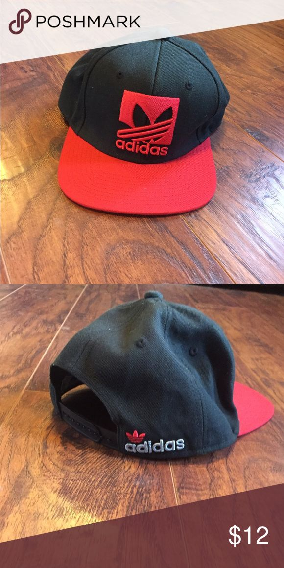Adidas SnapBack Worn a few times. Authentic Adidas SnapBack hat. adidas Accessories Hats