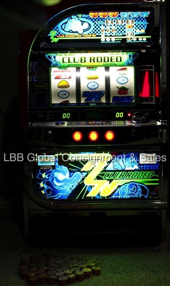rodeo slot machine
