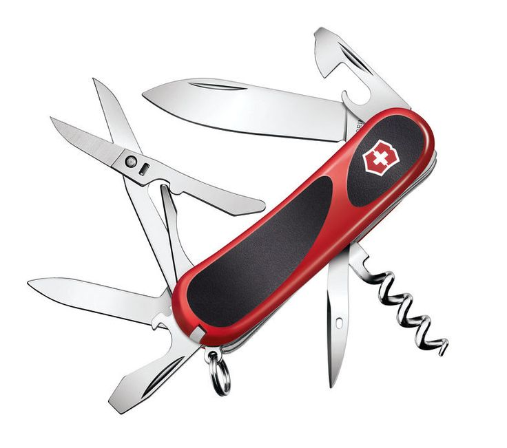 SWISS ARMY KNIFE EVOGRIP 14 - 14 FEATURES VICTORINOX 38005 SWISS ARMY